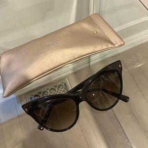 """AUTH DIOR Mohotani """"les marquises"""" blk sunglasses"""